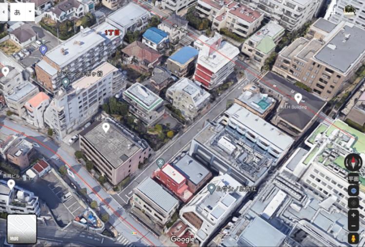 第二種中高層住居専用地域